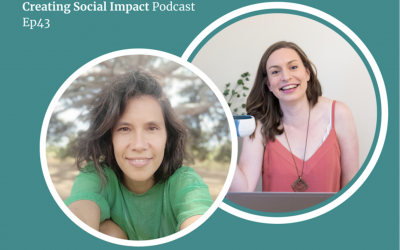 Finding Your Intrinsic Self-worth Podcast with Kat Luckock